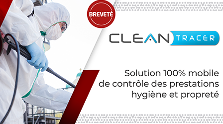 Nouvelle solution CleanTracer